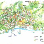 Positano Map   Printable Street Map Of Sorrento Italy