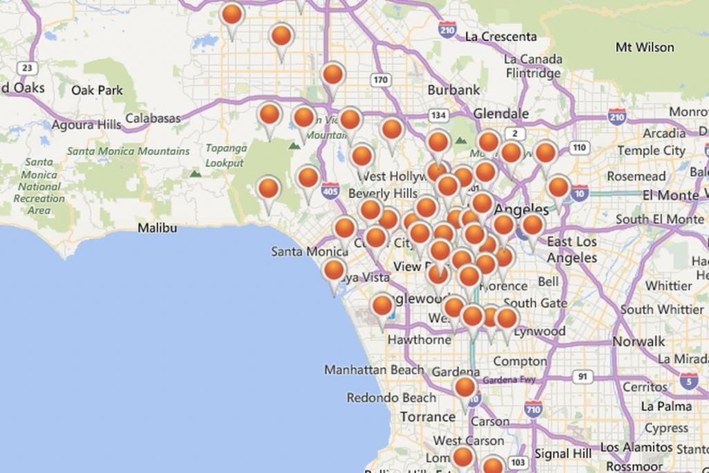 Power Outages Los Angeles Google Maps California Outage Map Gulf 6 - California Power Outage Map