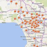 Power Outages Los Angeles Google Maps California Outage Map Gulf 6   Google Maps Calabasas California