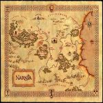 Print This Onto A Pillow | Diys, How To's, And Craft Ideas | Map Of   Printable Map Of Narnia