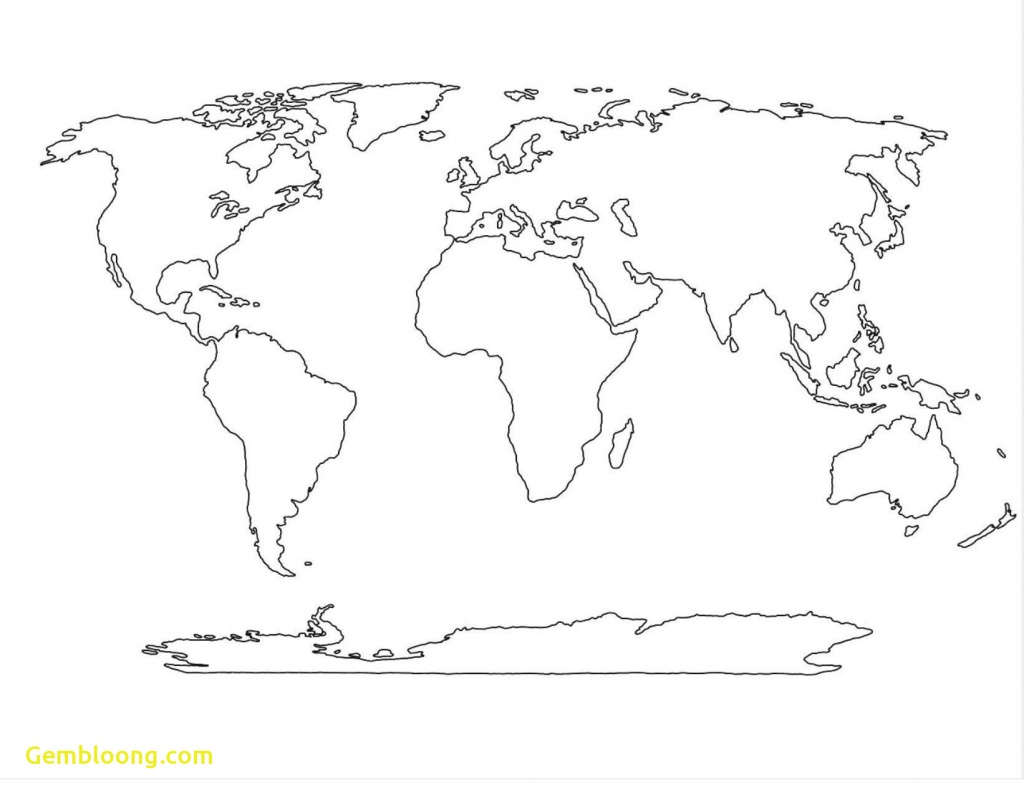 Printable Blank Africa Map New World Pdf Full Resolution Of 20 - Printable Blank Maps