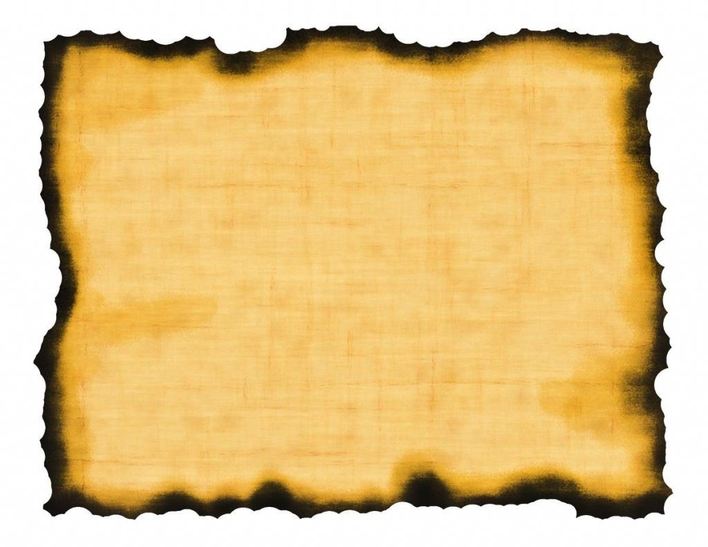 Printable Blank Treasure Maps For Children | #7 Pairate Party - Blank Treasure Map Printable