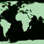 Printable Blank World Maps   Free World Maps   Blackline World Map Printable Free