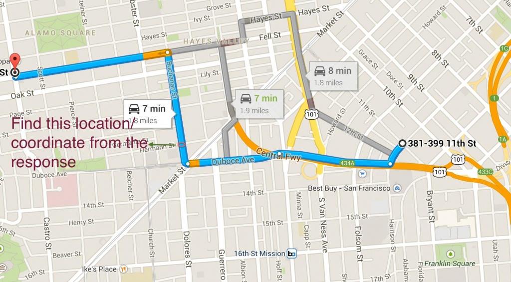Printable Directions Map Printable Directions Google Maps Driving - Google Printable Maps
