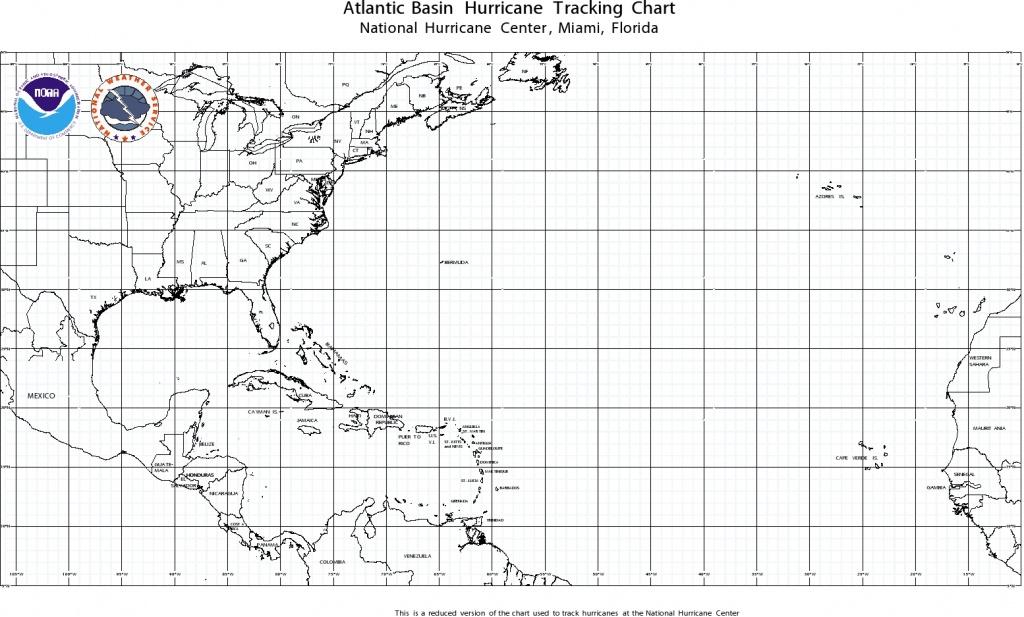Printable Hurricane Tracking Chart And Gulf Activity   Old River - Printable Hurricane Tracking Map