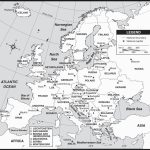 Printable Map Asia With Countries And Capitals Noavg Outline Of   Printable Black And White Map Of Europe