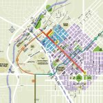 Printable Map Of Denver And Travel Information   Download Free   Denver City Map Printable