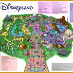 Printable Map Of Disneyland Paris Park Hotels And Surrounding Area Pdf   Printable Disneyland Park Map