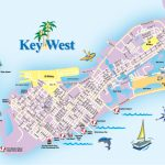 Printable Map Of Key West Florida Streets Hotels Area Attractions Pdf   Key West Florida Map Of Hotels