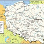 Printable Map Of Poland   Map Of Poland Printable (Eastern Europe   Printable Map Of Poland