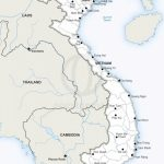 Printable Map Of Vietnam | Printable Maps | Geography | Map, Vietnam   Printable Map Of Vietnam