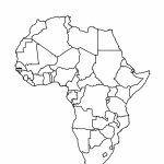 Printable Maps Of Africa   Maplewebandpc   Printable Map Of Africa