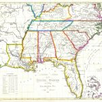 Printable Road Map Of Southeast United States | Printable Us Maps   Southeast States Map Printable