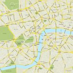 Printable Street Map Of Central London Within   Capitalsource   Printable Street Map Of Central London
