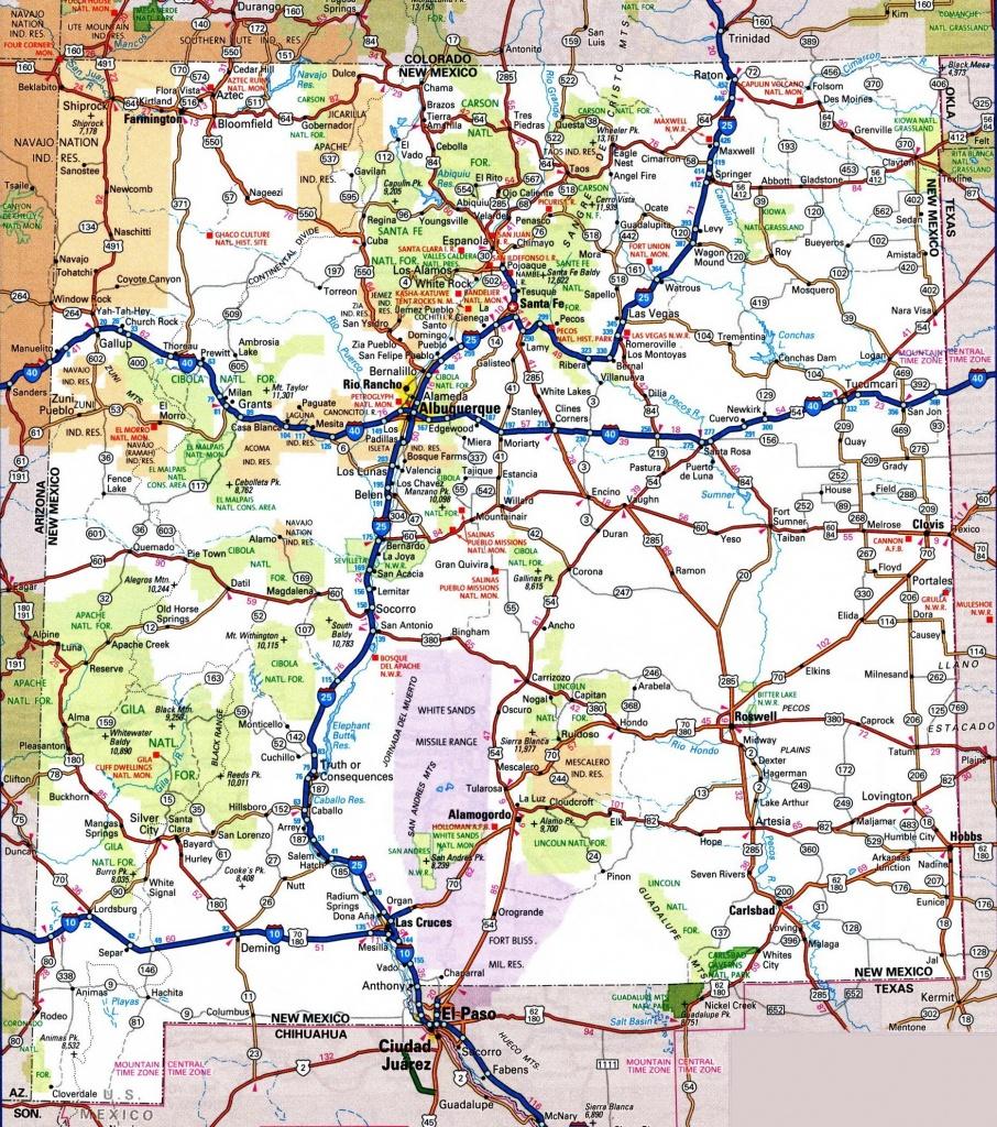 Printable Texas Road Map - Maplewebandpc - Printable Road Maps