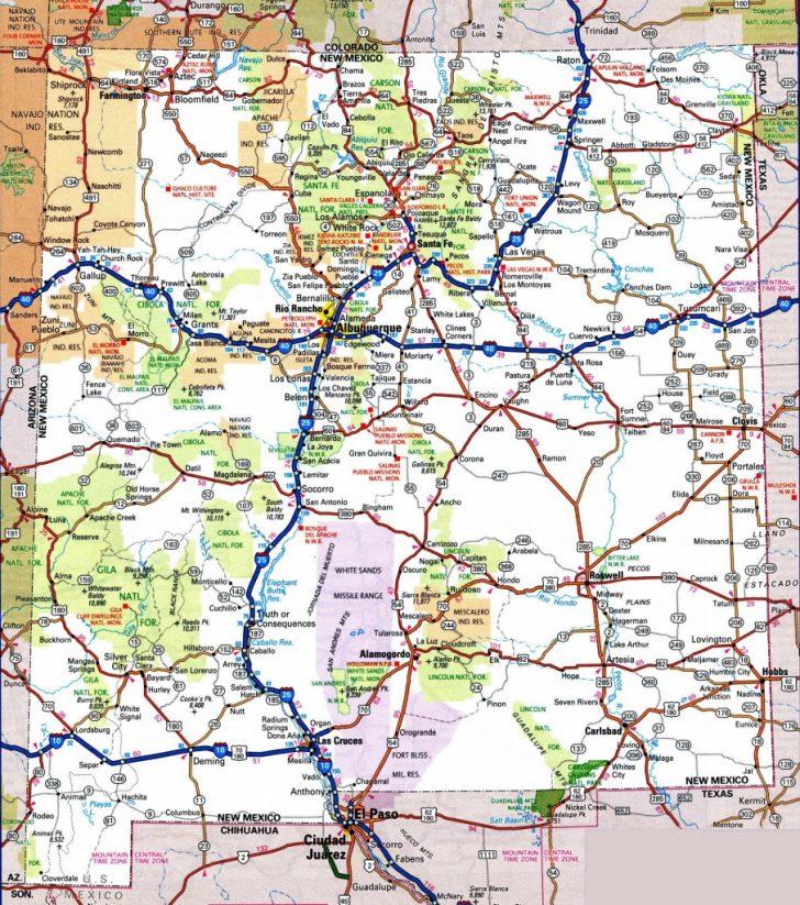 Printable Texas Road Map