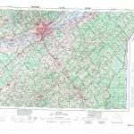 Printable Topographic Map Of Quebec 021L, Qc   Printable Topographic Map