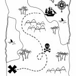 Printable Treasure Map Kids Activity | Printables | Pirate Maps   Printable Treasure Map Template