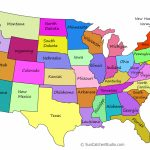 Printable Us Maps With States (Outlines Of America   United States)   United States Map Of States Printable