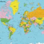 Printable World Map Free   Maplewebandpc   Detailed World Map Printable