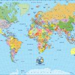Printable World Map Large   Sksinternational   Large Printable Map
