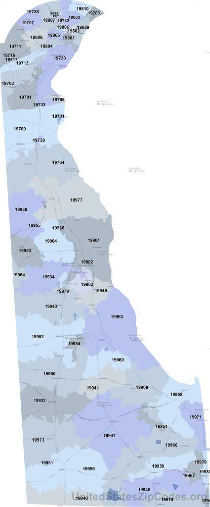 Printable Zip Code Maps - Free Download - Atlanta Zip Code Map Printable