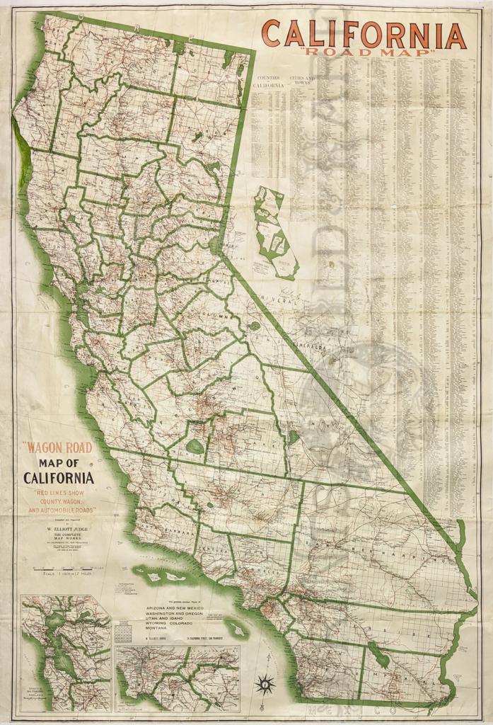 Prints Old & Rare - California - Antique Maps & Prints - Early California Maps