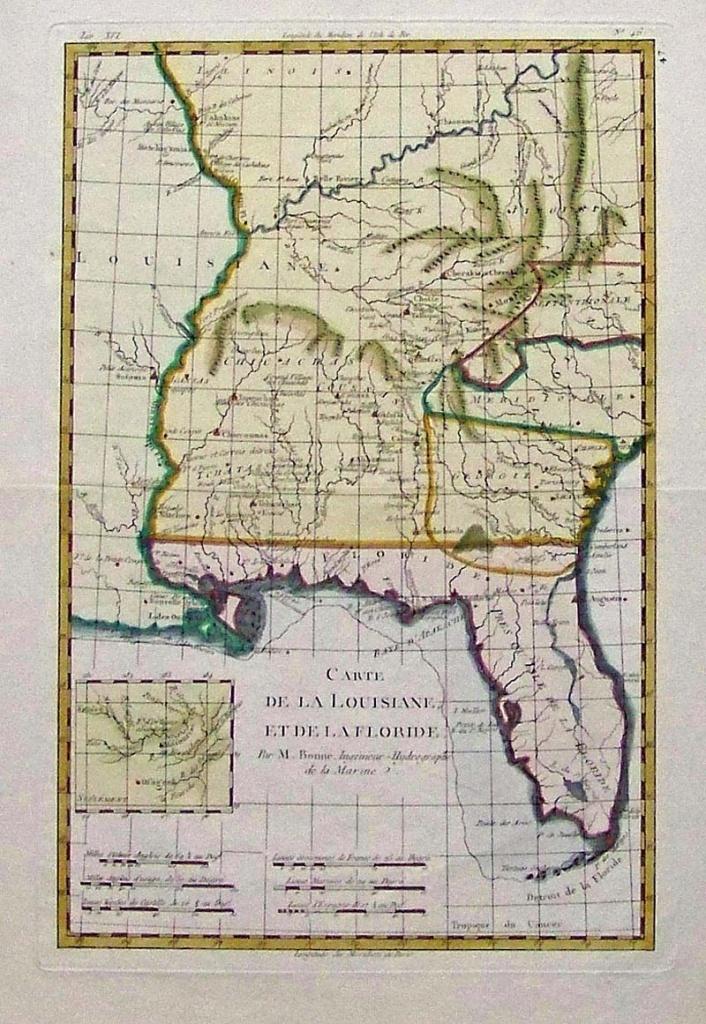 Prints Old & Rare - Florida - Antique Maps & Prints - Early Florida Maps