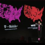 Projected End Of 2017 Coverage Map : Tmobile   Verizon 4G Coverage Map Florida