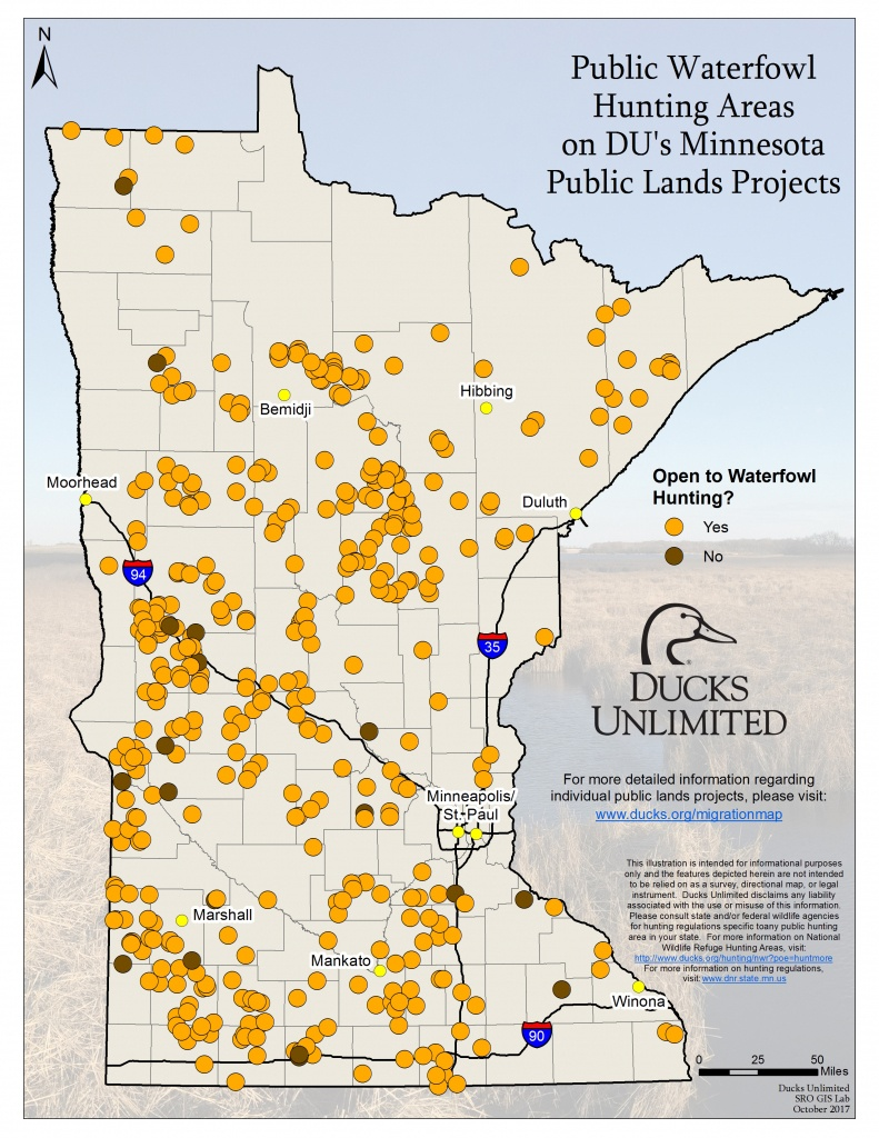 Public Waterfowl Hunting Areas On Du Public Lands Projects - Texas Type 2 Hunting Land Maps