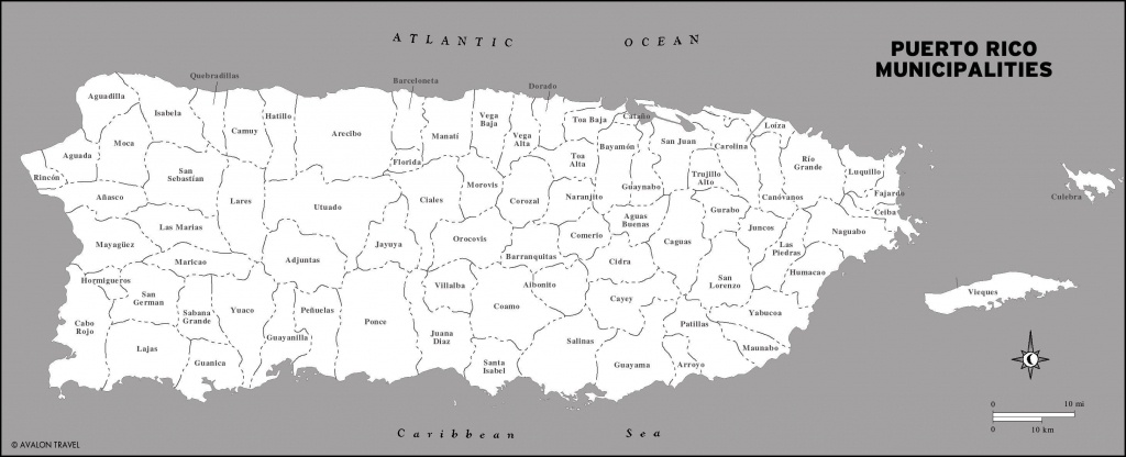 Puerto Rico | Education | Puerto Rico Map, Puerto Rico, Map - Free Printable Map Of Puerto Rico