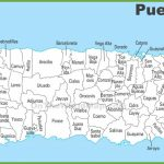 Puerto Rico Maps | Maps Of Puerto Rico   Free Printable Map Of Puerto Rico