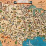 "Quite Interesting On Twitter: ""a 1935 'good Natured Map' Of   Greyhound Route Map California"