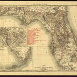 Railroad Maps, 1828 To 1900, Florida | Library Of Congress   Florida Map 1900