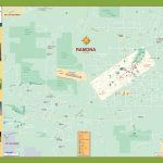 Ramona Community Map – Ramona Chamber Of Commerce   Ramona California Map