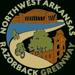 Razorback Regional Greenway | Nwa Trails   Razorback Greenway Printable Map