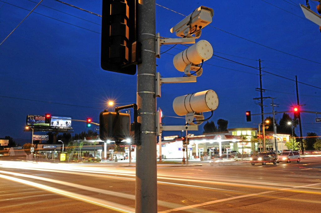 Red-Light Cameras Being Stopped Across Southern California, Country - Red Light Camera California Map