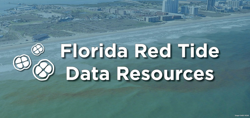 Red Tide Data Resources For Florida - Secoora - Current Red Tide Map Florida