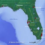 Reference Maps Of Florida, Usa   Nations Online Project   Florida Ocean Map