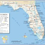 Reference Maps Of Florida, Usa   Nations Online Project   Smyrna Beach Florida Map