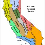 Region 5   Resource Management   California Forests Map