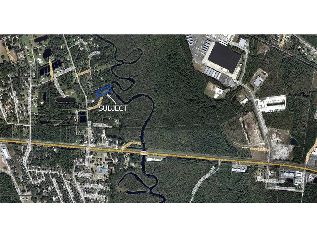 Rho Er Lan Place, Yulee, Fl 32097 - Yulee Florida Map