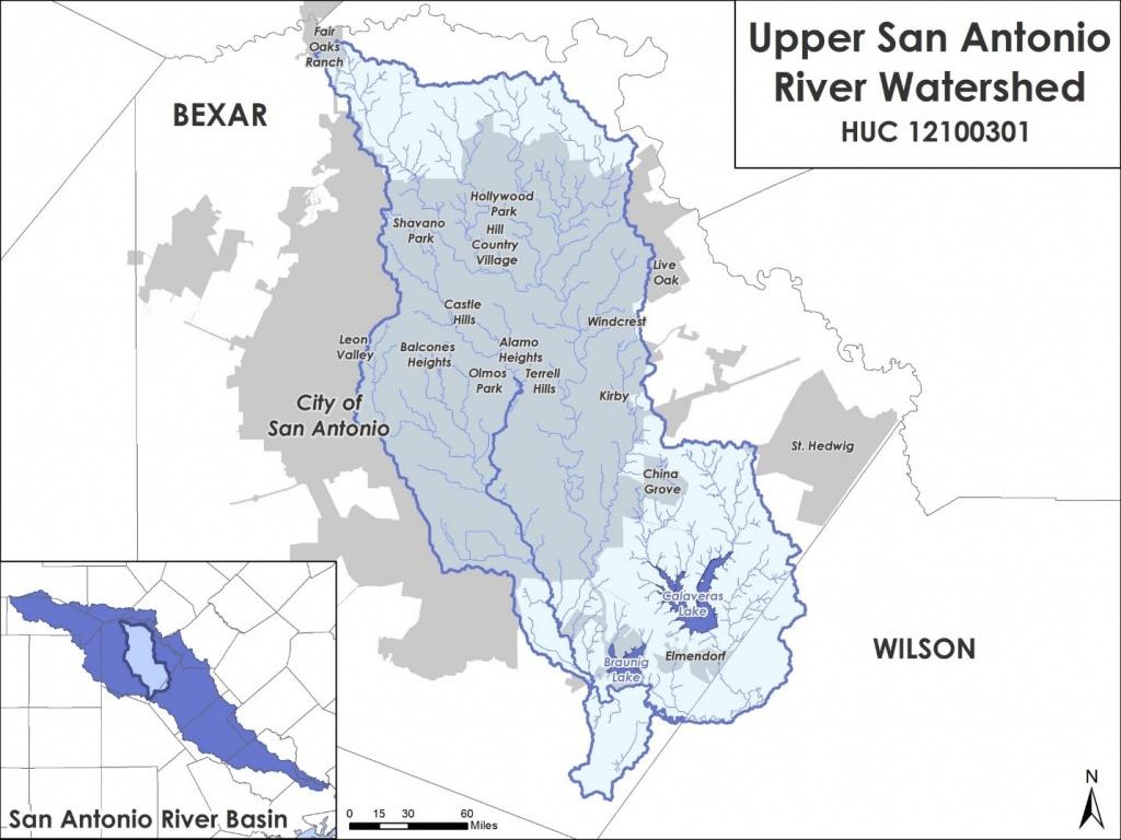 Risk Map - 100 Year Floodplain Map Texas