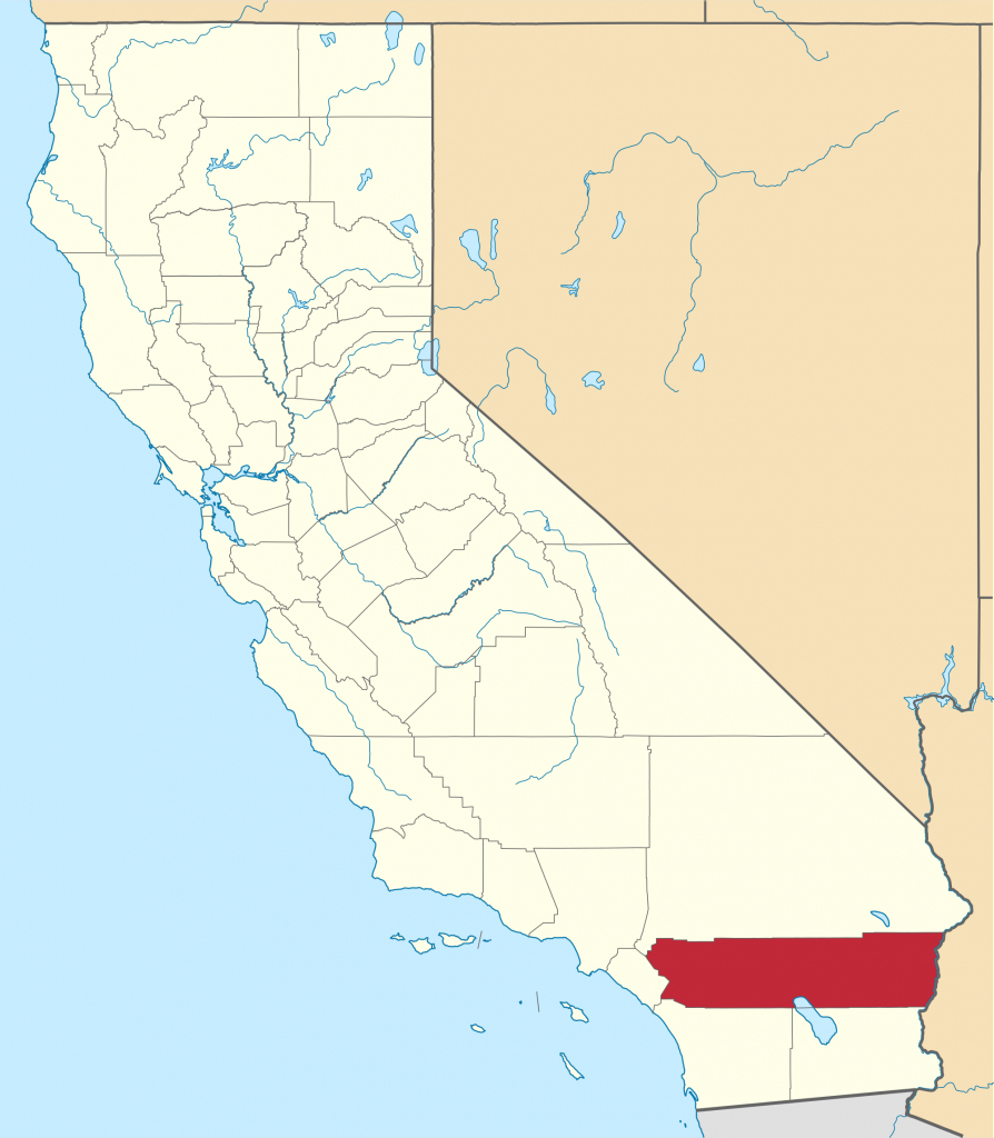 Riverside County, California - Wikipedia - California Prison Locations Map