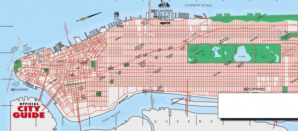 Road Map Of Manhattan. Manhattan Road Map | Vidiani | Maps Of - Manhattan Road Map Printable