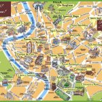 Rome Maps | Italy | Maps Of Rome (Roma)   Printable Map Of Rome Attractions