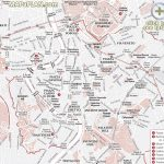Rome Maps   Top Tourist Attractions   Free, Printable City Street Map   Street Map Of Rome Printable