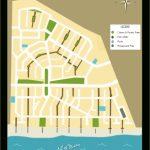 "Rosemary Beach Florida   Neighborhood Parks And ""Krier"" Walks   Rosemary Florida Map"