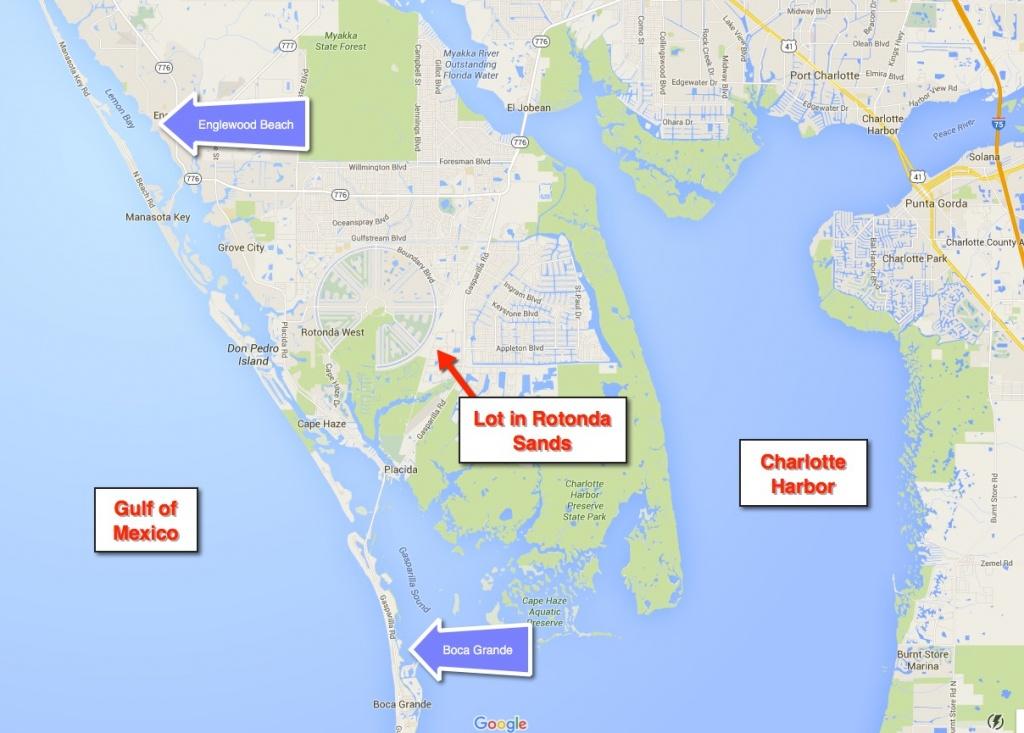 Rotonda West Florida Map | Fysiotherapieamstelstreek - Rotonda Florida Map