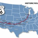 Route 66 Kicks: Day 1….chicago To Joplin | Road Tripping | Route 66   Printable Route 66 Map